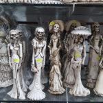 Santa Muerte или Дева Мария